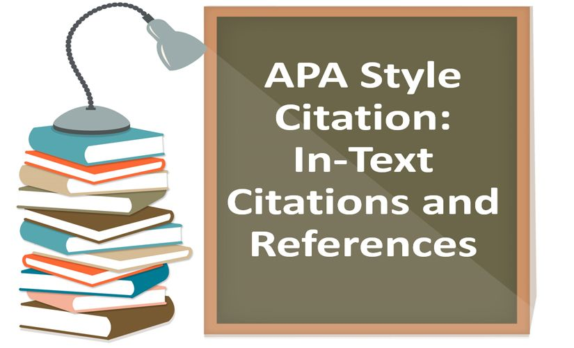 APA style citation