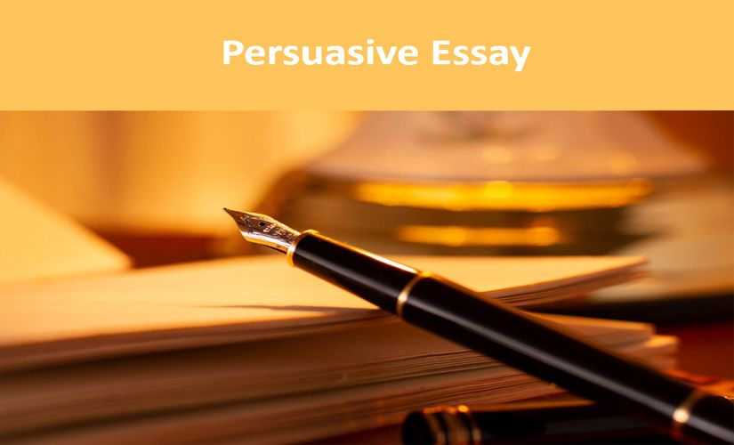 Persuasive Essay: Definition, Evidence, and Rebuttal