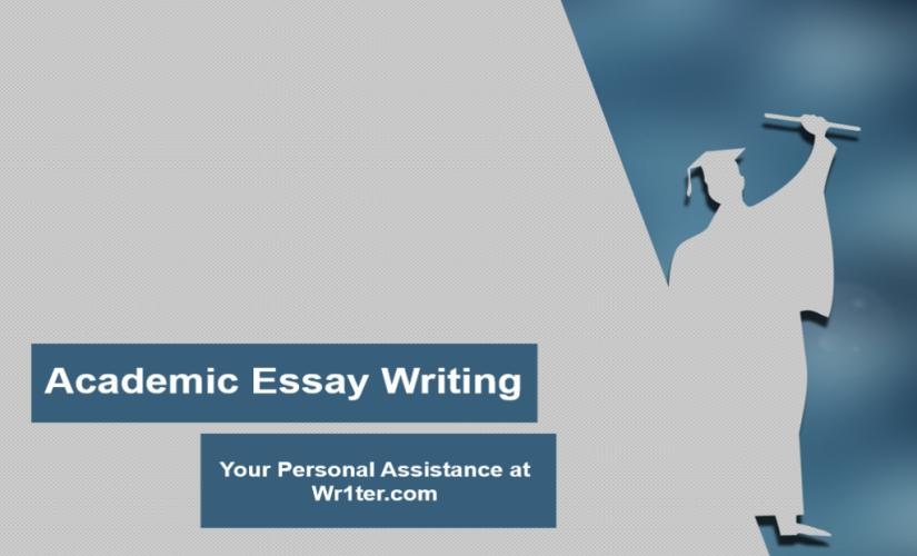 Academic essay writing