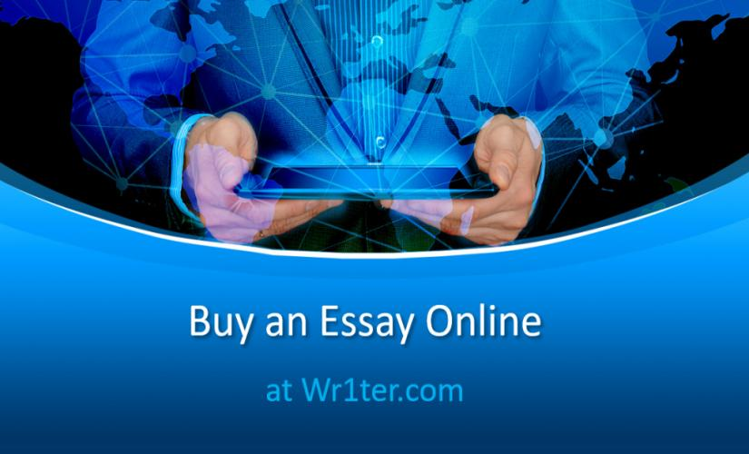 Buy a essay online