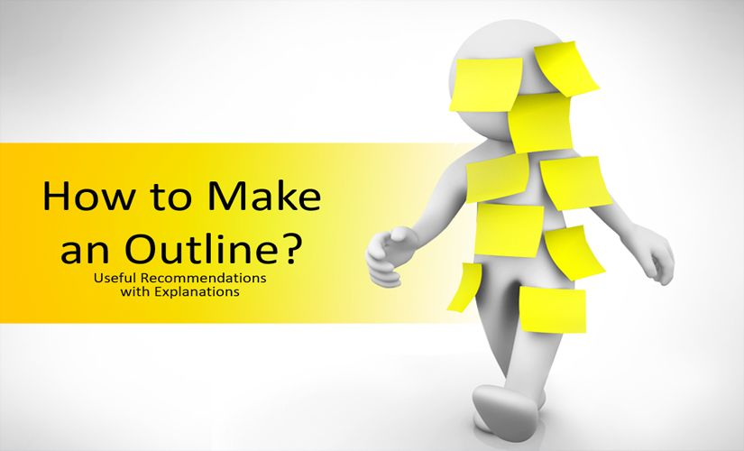 How to make an outline