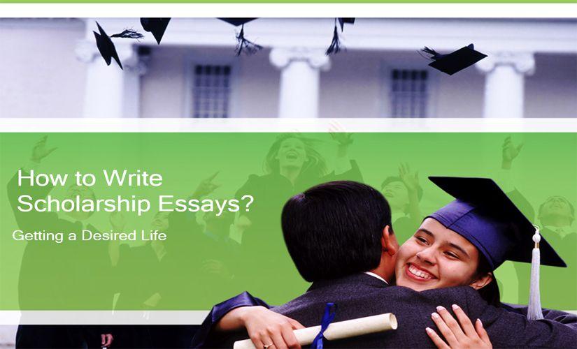 How to write scholarship essays