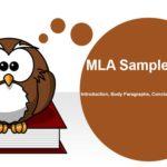 MLA sample paper