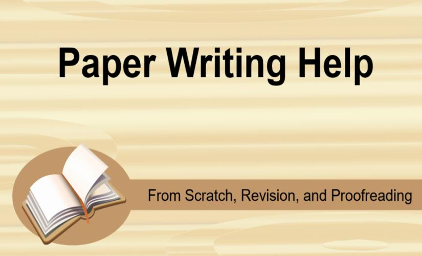 Papers written from scratch