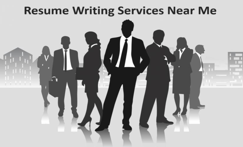 Resume writing help near me