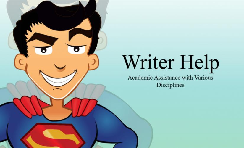 Writer help