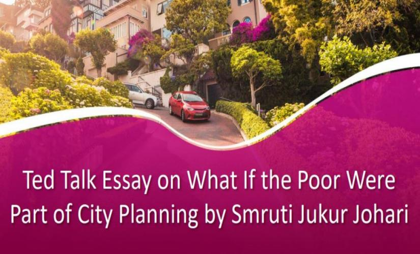 What If the Poor Were Part of City Planning by Smruti Jukur Johari