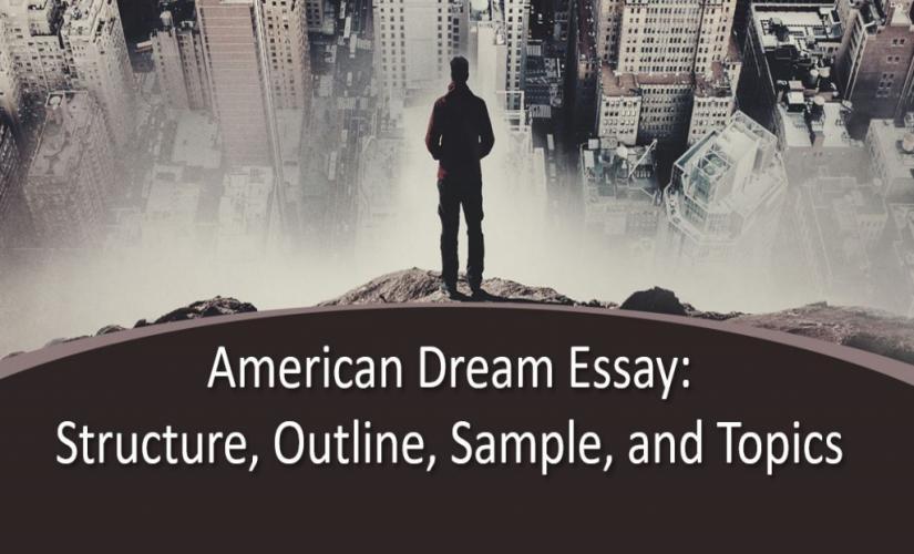 American Dream essay