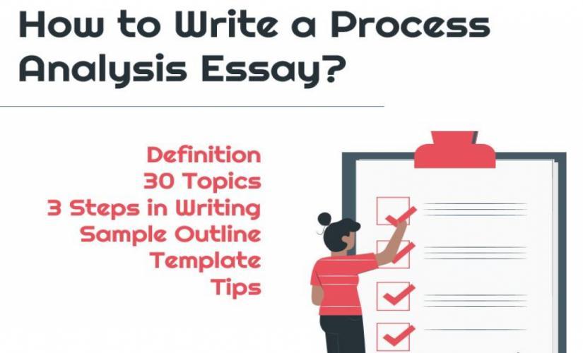 how to write process analysis essay