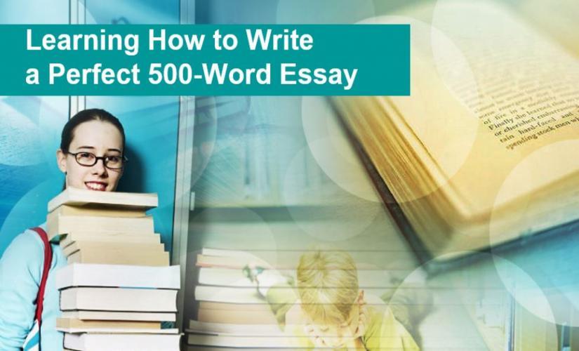 Write a 500-word essay