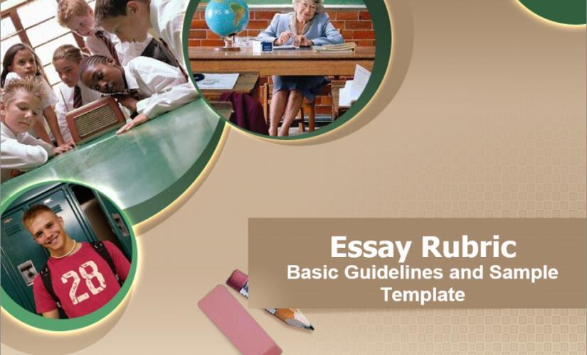 Essay rubric