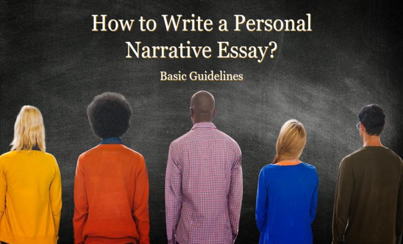 How to Write a Personal Narrative Essay: Easy Steps