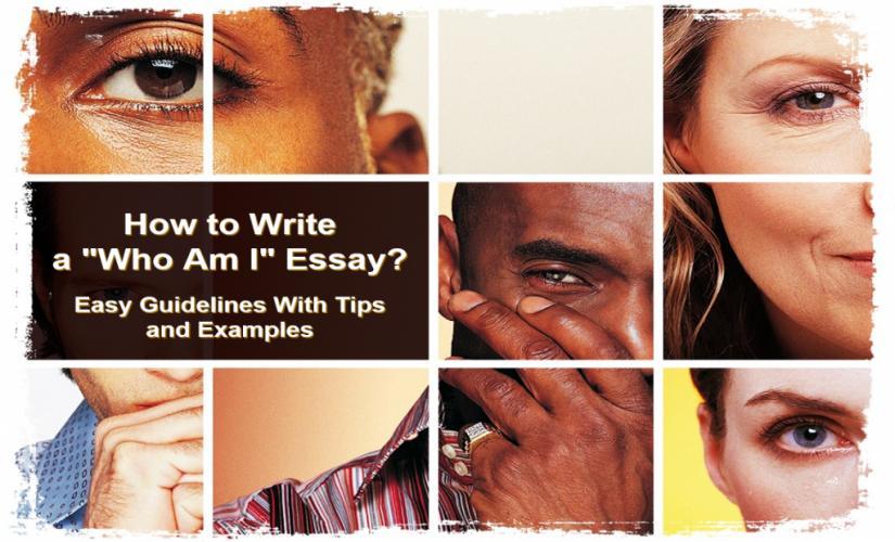 how to write a who am i essay